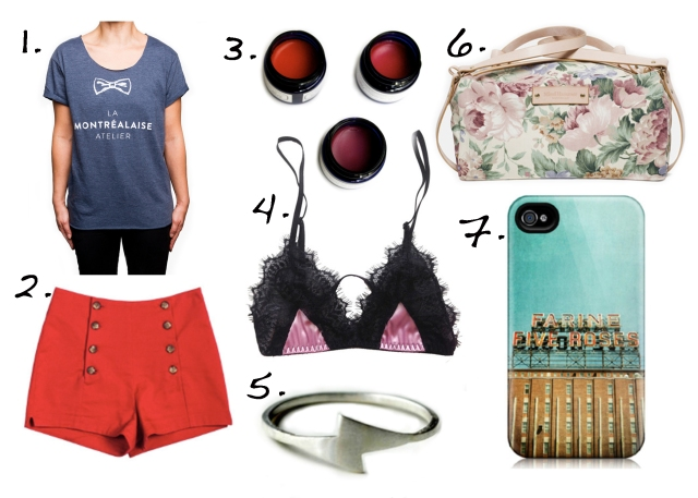 My Made in Montreal Wishlist on Yul.Buzz