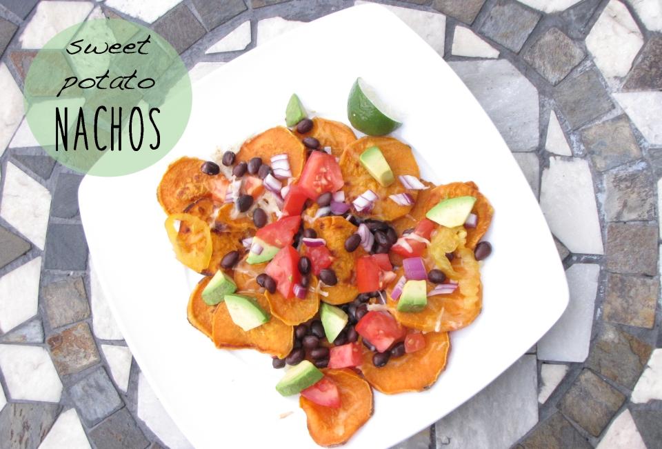 Littlekokomo.com sweet potato nachos