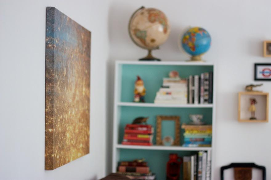 printing photos onto canvas Littlekokomo.com